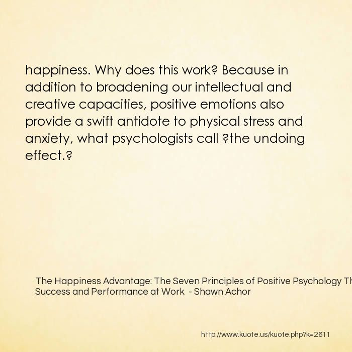 Shawn Achor Quotes Pleasing Kuote Us  My Quotes In The Happiness Advantage The Seven
