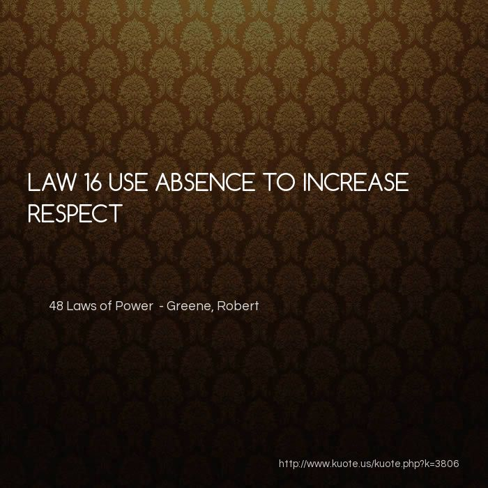 law 16 48 laws of power